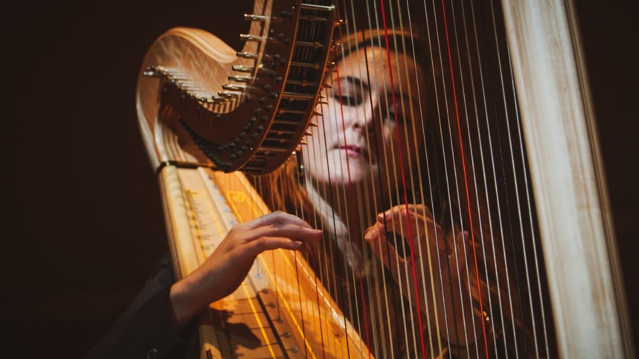 Glières harpkonsert